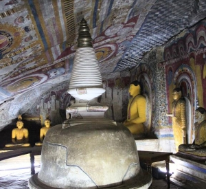 Dambulla, Sirgiria et Polonnaruwa ou le triangle culturel qui met la tête au carré