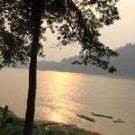 """Luang prabang ou """"Il en faut peu pour être heureux (..) un peu d'eau fraîche et de verdure…"""""""