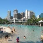 """1ere semaine à Brisbane ou """"La la la schtroumph la la"""" ou """"Amélie à Center Parc"""""""