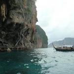"""Koh Phi Phi ou """"Les dangers de la plage"""" (titre aléatoire : """"fi fichtre c'est quoi cet endroit"""")"""